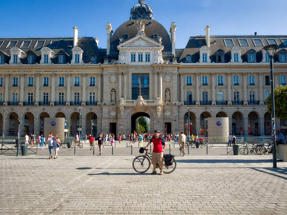 Day Seven: Historic Rennes | France Fully Loaded Cycle Tour