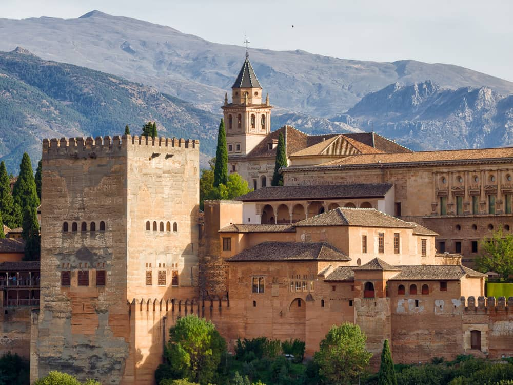 Day Three: Alhambra, Granada – Part One