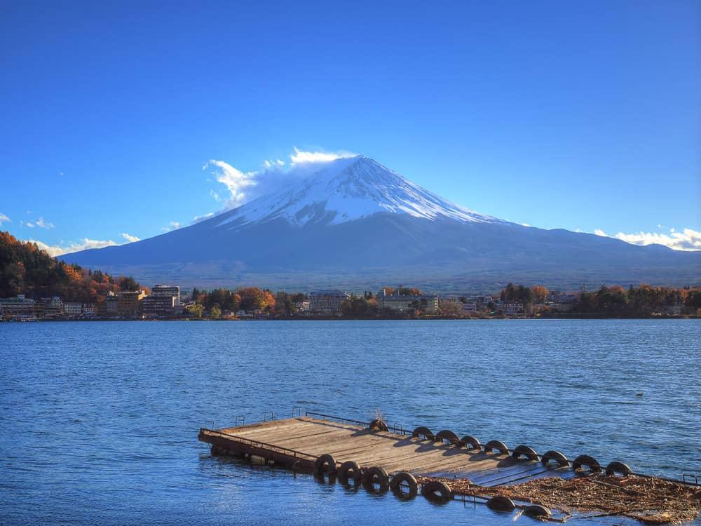 JAPAN 2017: DAY 5 – Lake Kawaguchi – Mount Fuji, Fujisan, Fuji Five Lakes