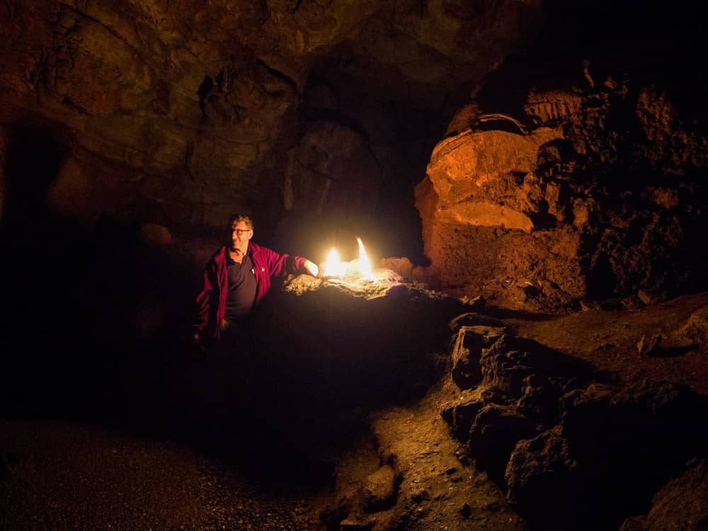 South Devon Cycle Touring Trip: Kents Cavern, Torquay