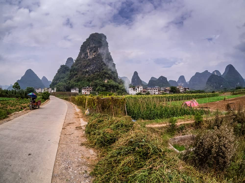The Chinese Adventure: Yangshuo County