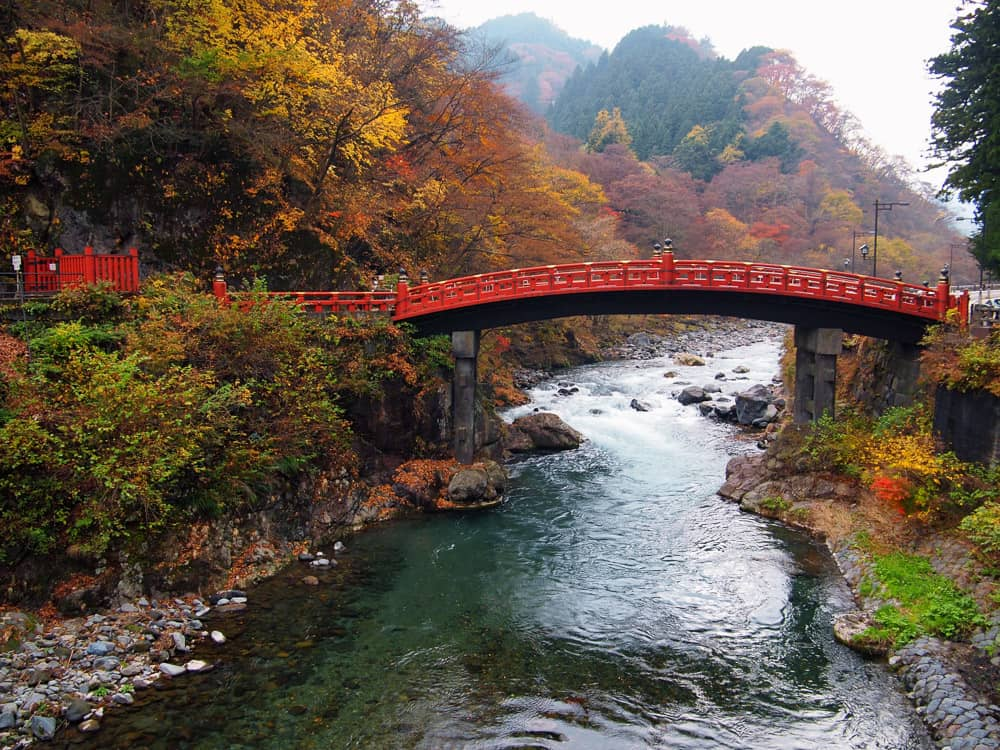 Tokyo 2011: Nikko Shrines & Temples, Shinkyo Bridge & Kegon Falls – Part Two