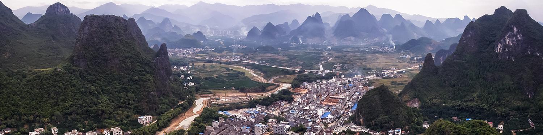 Laozhai-Mountain