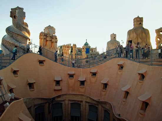 Barcelona: The Gaudi Experience