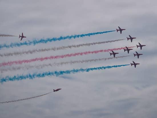 Bournemouth Air Festival 2018