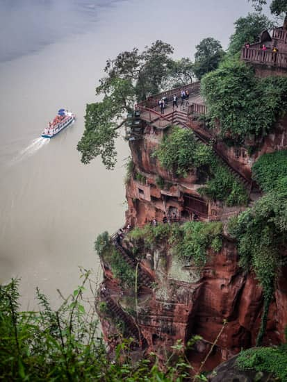 China Extras – Part Five: Leshan Giant Buddha (Dafo)