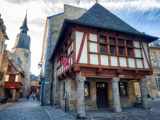 Day Four: Dinan Medieval Town | France Fully Loaded Cycle Tour