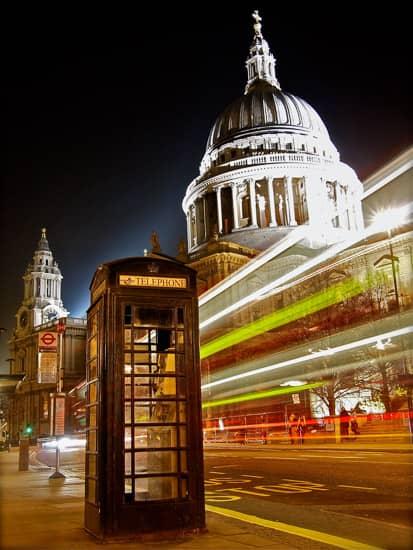 London & Local 2012