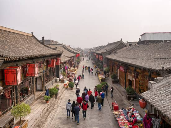 Pingyao Extras – Part Two