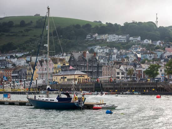 South Devon Cycle Touring Trip: Kingswear & Dartmouth – Part One