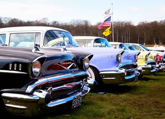 Surrey Street Rodders Wheels Day