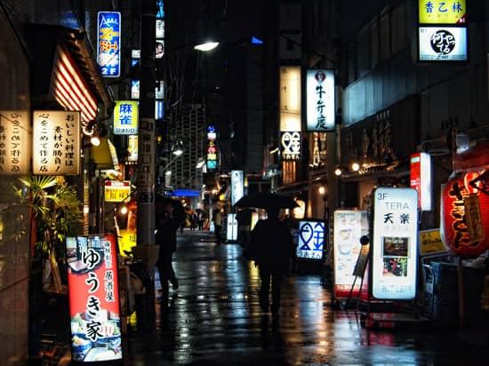 Tokyo 2011: Akihabara, Asakusa, Shibuya, Shinjuku & City