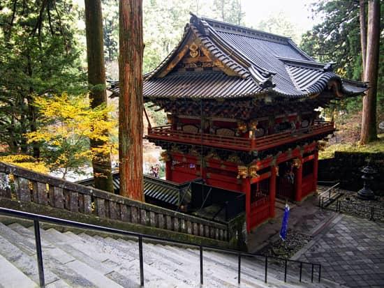 Tokyo 2011: Nikko Shrines & Temples, Shinkyo Bridge & Kegon Falls – Part One