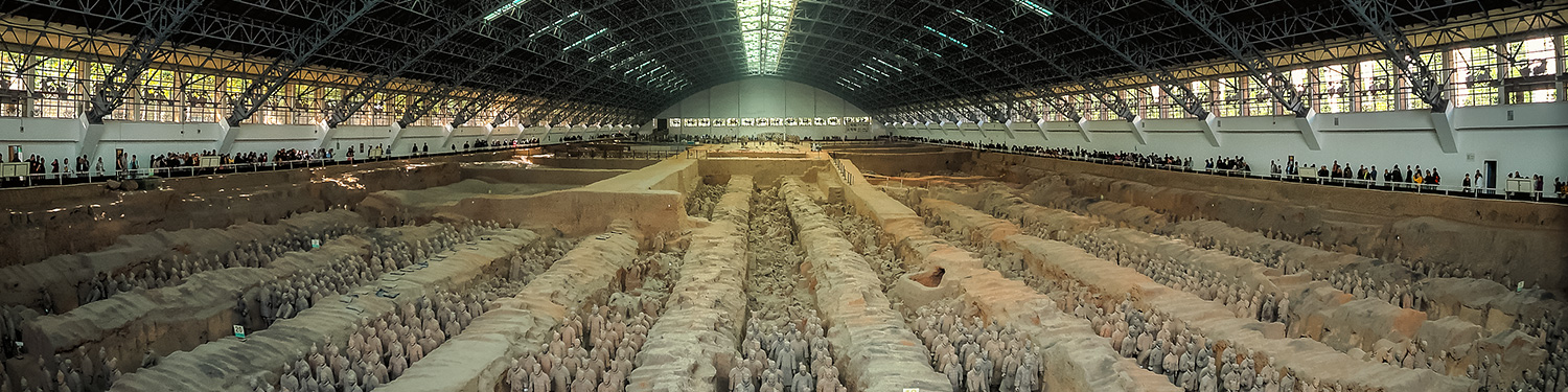 Terracotta-Warriors