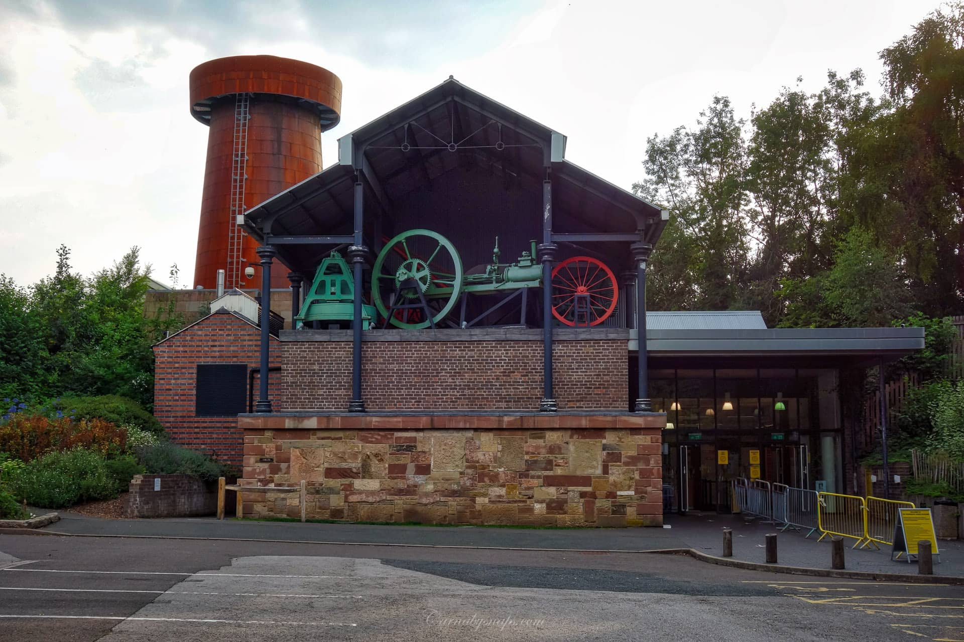 Blists Hill Victorian Town, Telford & The Ironbridge 3 Day Cycle Touring Trip: Part Two
