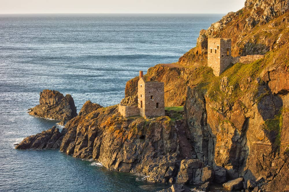 Day Five – Part Four: Botallack – Geevor Tin Mine | West Cornwall Fully Loaded Cycle Tour