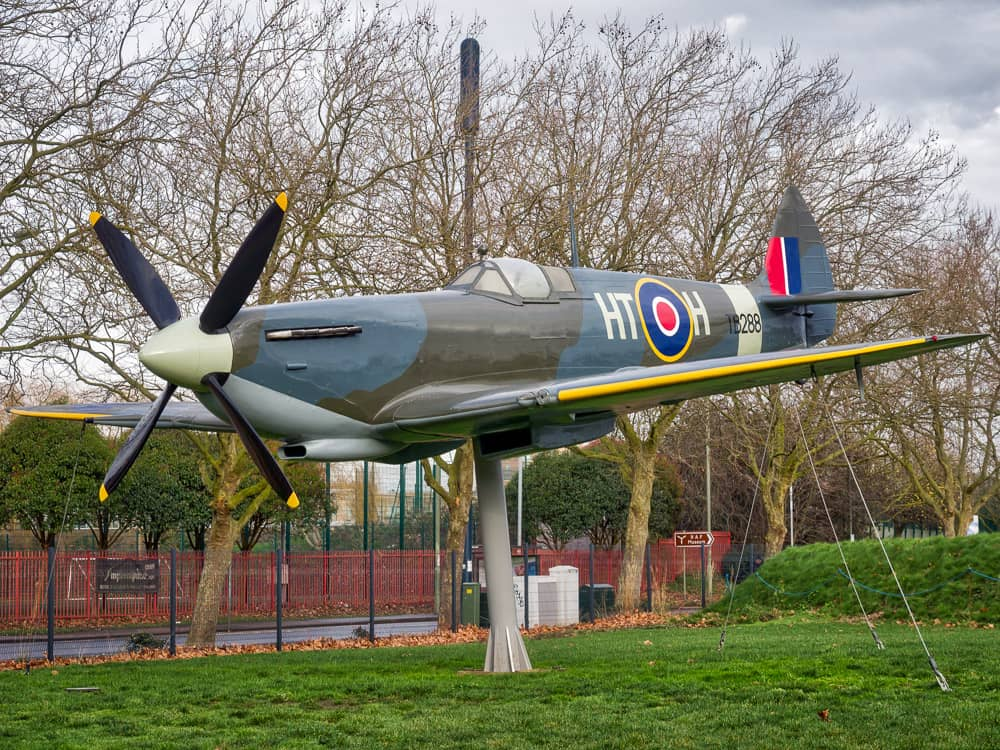The Royal Air Force Museum London | Part One